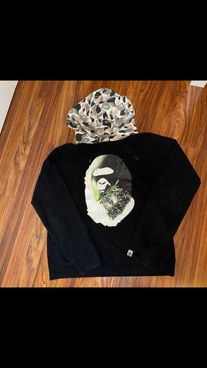 BAPE x Alien Vs predator hoodie for Sale in Tamarac, FL