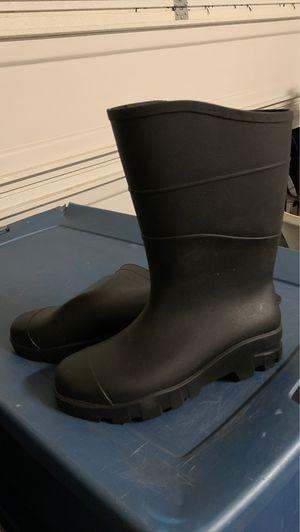 Rain boots for Sale in Wildomar, CA