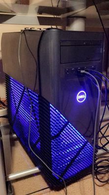 Gaming PC w/ dual monitors for Sale in Bolingbrook, IL