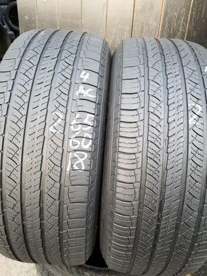 265/60-18 #2 tires for Sale in Alexandria, VA