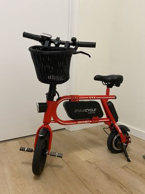 Electric Bicycle Swagcycle by Swagtron for Sale in Miami, FL