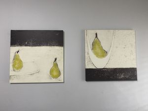 Pear fruit Picture frames for kitchen for Sale in Methuen, MA