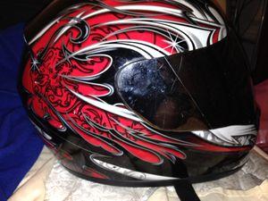Motorcycle helmet for Sale in Claremore, OK
