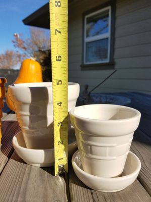 Longaberger flower pots for Sale in Hillsboro, OR