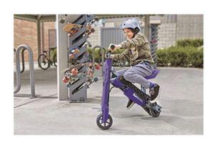 VIRO Rides Vega Transforming 2-in-1 Electric Scooter and Mini Bike (Purple) for Sale in Phoenix, AZ