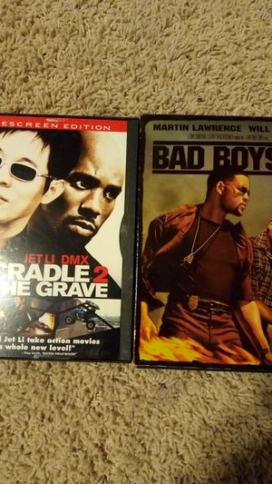 Action Packed DVD Combo for Sale in Las Vegas, NV
