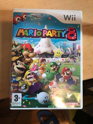 Mario Party 8 wii game fun mint for Sale in Bronx, NY