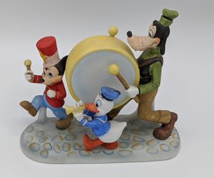 Disney Goofy Drum and Mickey and Donald Duck for Sale in Seattle, WA