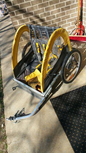 Schwinn two seater Bike Trailer for Sale in Alexandria, VA