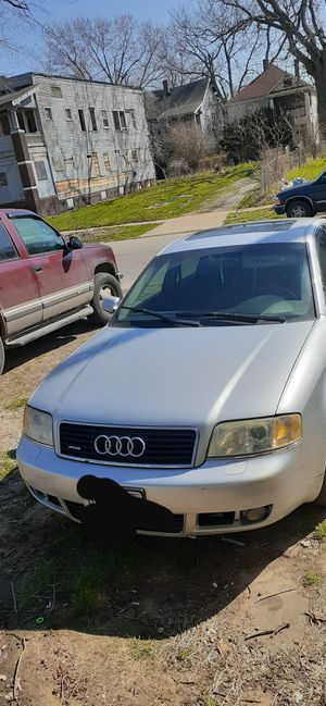 2002 Audi a6 for Sale in Cleveland, OH