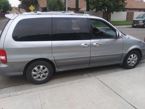 Kia sedona minivan. 2004 for Sale in El Cajon, CA