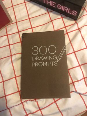 300 page drawing book for Sale in East Haven, CT