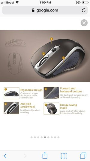 Wireless mouse for Sale in Raytown, MO