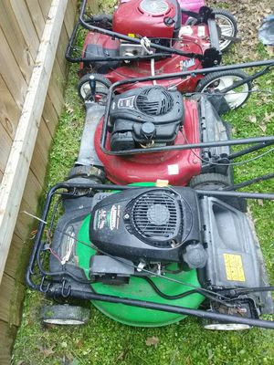 Lawn equipment mower and weedeaters for Sale in Austin, TX