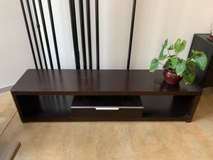Cool modern TV console/stand for Sale in San Francisco, CA
