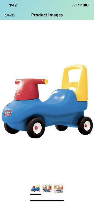 Little Tikes Push and Ride Racer for Sale in Raleigh, NC