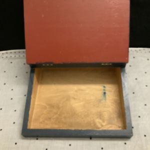 Told Painted Stationary Desk Top Box for Sale in Tigard, OR