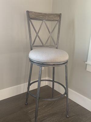 Indoor/outdoor swivel bar stool for Sale in Herriman, UT