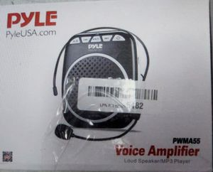 PYLE PERSONAL VOICE AMPLIFIER for Sale in Modesto, CA