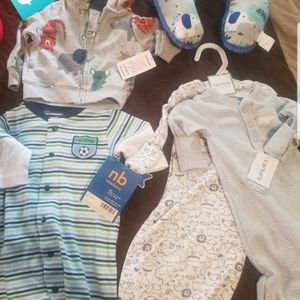 New W Tags Newborn Baby Boy Clothes for Sale in Maywood, CA