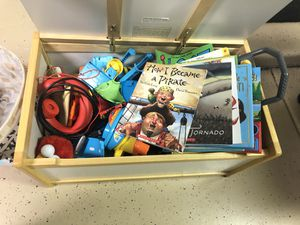 Toys, Toy Chest, Books for Sale in Phoenix, AZ