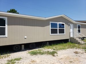 DOUBLEWIDE MOBILE HOME TRAILER 3 BEDROOM 2 BATH HOME WITH LAND AVAILABLE! for Sale in Houston, TX