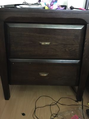 Solid wood nightstand for Sale in Scottsdale, AZ