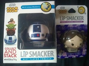 New Lip Smacker TsumTsum Star Wars 2x$5 for Sale in El Cajon, CA