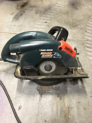 Black and decker circular saw for Sale in Sterling, VA