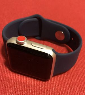 Apple Watch series 3 GPS/Cellular 38mm for Sale in Tacoma, WA