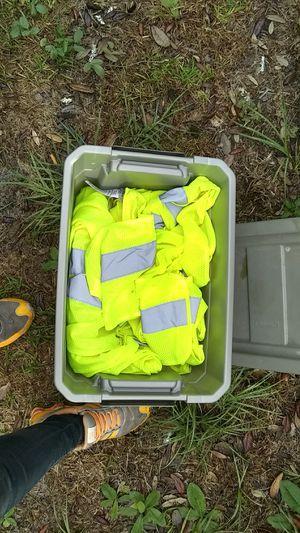 Safety vest's for Sale in Spring Hill, FL