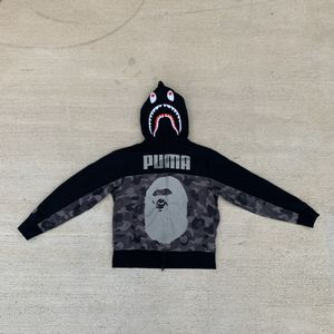 Bape X Puma Shark Hoodie for Sale in Queens, NY