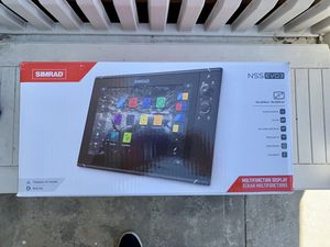 Simrad NSS12 EVO3 Fish finder / Chart plotter for Sale in Norwalk, CA