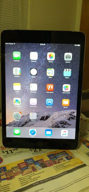 Ipad mini 3 generation 16gb wifi & cellular for Sale in Middletown, CT