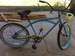 "26"" beach cruiser for Sale in Riverside, CA"