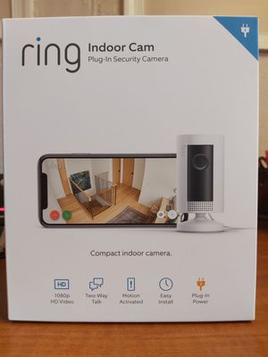 Ring indoor camera for Sale in Deerfield Beach, FL