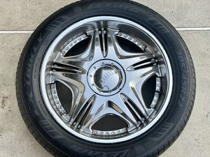 """22"""" RIM TIRES for Sale in West Covina, CA"""