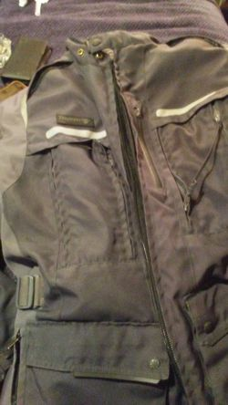 Triumph motorcycle jacket for Sale in Auburn,  WA