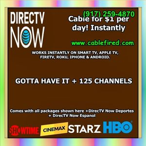 stream cable TV on your phone for Sale in New York, NY