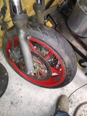 1998 honda cbr 600f3 wheels for Sale in Tower City, PA