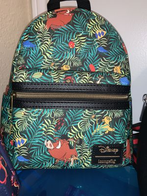 Lion king mini back pack for Sale in Midland, TX