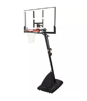 "New NBA 54"" Portable Angled Basketball Hoop for Sale in Springfield, VA"