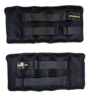 Gold's Gym 20-Pound Pair, Adjustable Ankle Weights for Sale in Nashville, TN