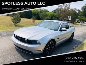 2011 Ford Mustang for Sale in San Antonio, TX