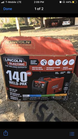 Lincoln Electric for Sale in Arlington, TX
