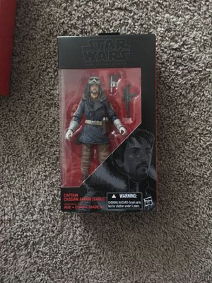 Captain Cassian Andor Star Wars Action figure for Sale in Lawndale, CA