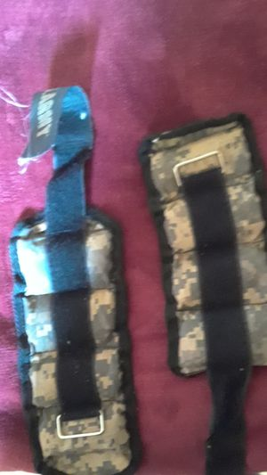 Leg weights for Sale in Avenal, CA