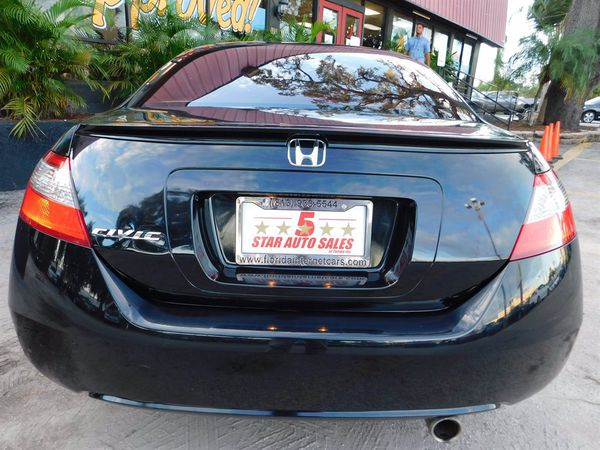 2009 Honda Civic Cpe