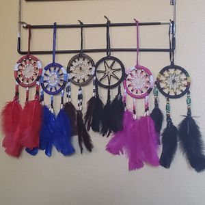 Handmade Beading dreamcatchers for Sale in Santa Paula, CA