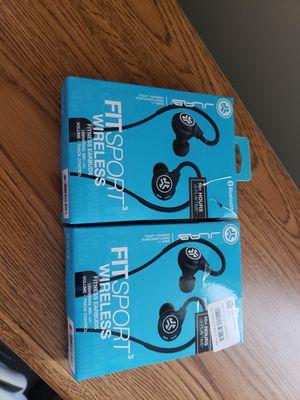JLab FitSport Wireless earbuds for Sale in Murfreesboro, TN
